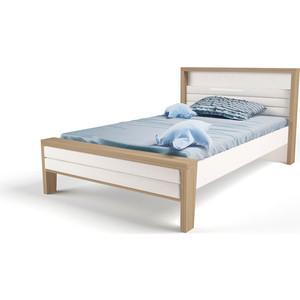 Кровать ABC-KING Mix №2 мягкое изножье 190х120