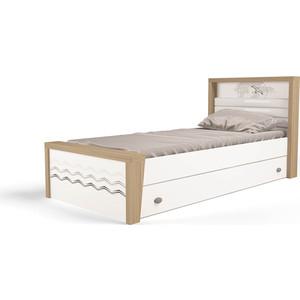 Кровать ABC-KING Mix ocean №3 cream 160х90