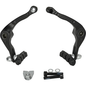 Тормоз для велосипеда NANDUN задний BMX U969D U-brake 55mm, комплект, гироротор, троса 900\1300мм