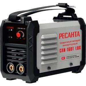 цена на Сварочный инвертор Ресанта САИ-160Т LUX
