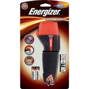 Фонарь ENERGIZER ENR Impact Rubber Light Large 2AA+Tray