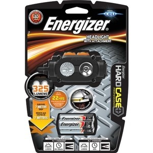 Фонарь ENERGIZER ENR HCP HL with Attachment 3AAA