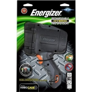 цена на Фонарь ENERGIZER ENR Hard Case Pro Rech LED Spotlight 6AA