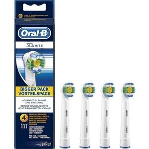 Насадка для электрических зубных щеток Oral-B 3D White 4шт