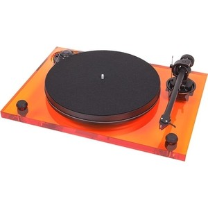 Виниловый проигрыватель Pro-Ject 2XPERIENCE PRIMARY ACRYL 2M RED