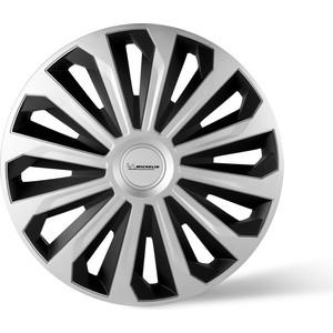 Колпаки колесные MICHELIN 13'', ''Космо'', серебристо-черный, 4 шт. 13