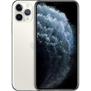 Смартфон Apple iPhone 11 Pro 64GB Silver (MWC32RU/A) фото