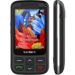 Мобильный телефон TeXet TM-501 черный