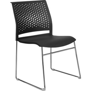 Кресло Riva Chair RCH D918 черный пластик