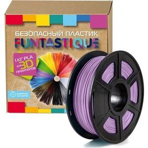 Пластик в катушке для 3D принтера Funtastique PLA-1KG-VT фиолетовый