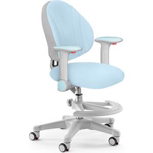 Кресло Mealux Mio Y-407 KBL обивка голубая однотонная