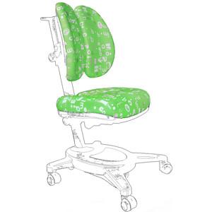 Чехол Mealux AZK зеленый с буквами (Y-115)