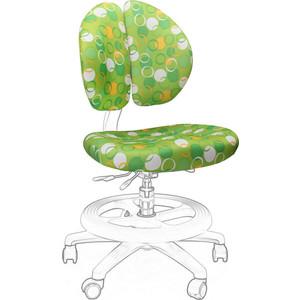 Чехол Mealux Z зеленый с кольцами для кресел Duo-Kid (Y-616)