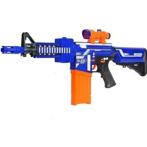Автомат Zecong Toys BlazeStorm с мягкими пулями на батарейках - 7054