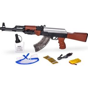 Автомат CS Toys AK-47 с гелевыми пулями на аккумуляторе (2 режима стрельбы + лазер) - A47N фото