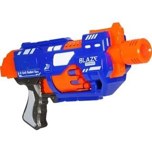 Пистолет Zecong Toys BlazeStorm с мягкими пулями на батарейках - ZC7033