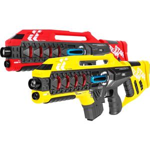 Лазерный бой Zhorya (набор из 2-х автоматов: желтый и красный) - ZYB-B3276-1