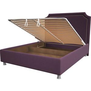 Кровать OrthoSleep Федерика violet механизм и ящик 200x200