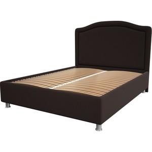 Кровать OrthoSleep Калифорния chocolate ортопед. основание 90x200
