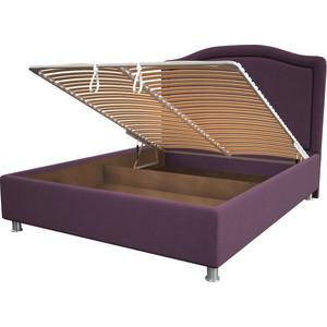 Кровать OrthoSleep Калифорния violet механизм и ящик 160x200