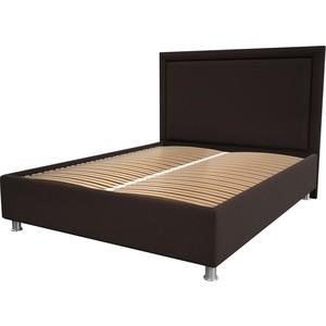 Кровать OrthoSleep Нью-Йорк chocolate ортопед. основание 140x200