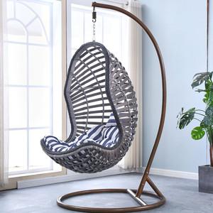 Подвесное кресло Afina garden AFM-810G grey кресло афина afm 407 g grey