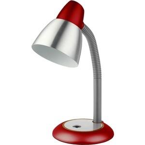 Фото - Настольная лампа ЭРА N-115-E27-40W-R era table desk lamp e27 40 w n 115 e27 40w silver black red