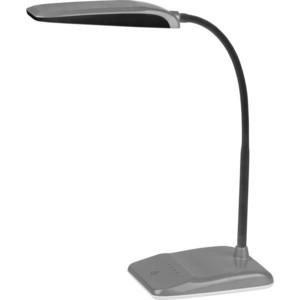 Настольная лампа ЭРА NLED-447-9W-S настольная лампа эра nled 459 9w or
