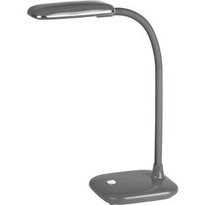 Настольная лампа ЭРА NLED-450-5W-GY