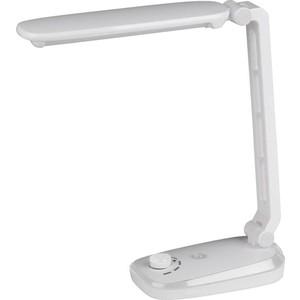 Настольная лампа ЭРА NLED-425-4W-W эра nled 425 4w or оранжевый
