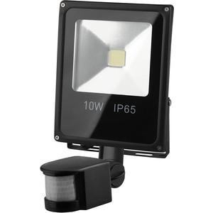 Прожектор ЭРА LPR-10-6500K-M-SEN