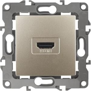Розетка HDMI ЭРА 12-3114-04