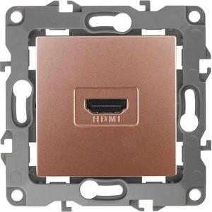Розетка HDMI ЭРА 12-3114-14