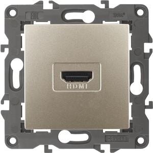 Розетка HDMI ЭРА 14-3114-04
