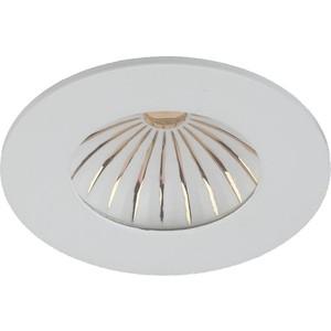 Встраиваемый светильник ЭРА DK LED 10-8 GD встраиваемый светильник эра dk led 11 10 ch