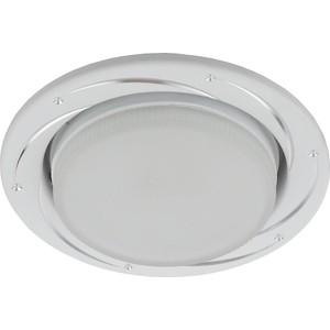 Встраиваемый светильник ЭРА KL 77 AL/WH