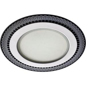 Встраиваемый светильник ЭРА DK LED 9-6 встраиваемый светильник эра dk led 11 10 ch