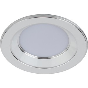 Встраиваемый светильник ЭРА KL LED 15-5 WH/CH