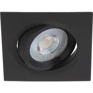 Встраиваемый светильник ЭРА KL LED 21A-5 4K BK