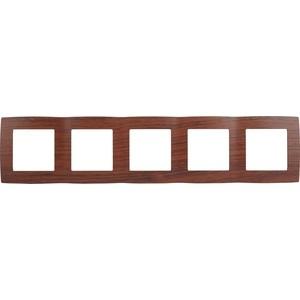 Рамка 5-постовая ЭРА 12-5005-08