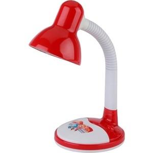 Фото - Настольная лампа ЭРА N-106-E27-40W-R era table desk lamp e27 40 w n 115 e27 40w silver black red