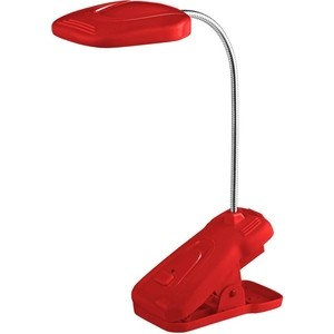 Настольная лампа ЭРА NLED-420-1.5W-R настольная лампа эра nled 434 6w r