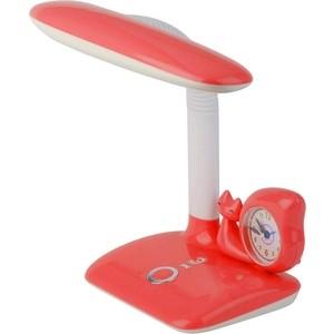 Настольная лампа ЭРА NLED-437-7W-R настольная лампа эра nled 434 6w r