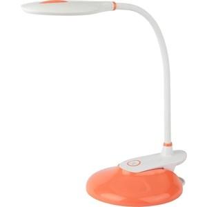 Настольная лампа ЭРА NLED-459-9W-OR настольная лампа эра nled 421 белый