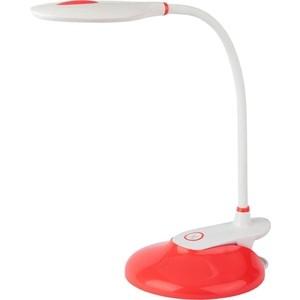 Настольная лампа ЭРА NLED-459-9W-R настольная лампа эра nled 434 6w r