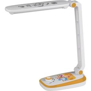 Настольная лампа ЭРА NLED-425-4W-OR эра nled 425 4w or оранжевый