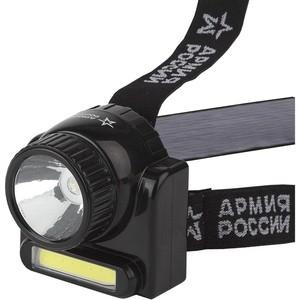 цена на Налобный светодиодный фонарь ЭРА GA-501