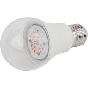 Лампа светодиодная для растений ЭРА FITO-12W-RB-E27-K