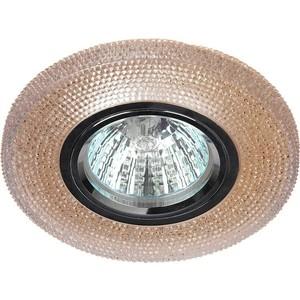 Встраиваемый светильник ЭРА DK LD1 BR