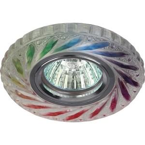 Встраиваемый светильник ЭРА DK LD13 SL RGB/WH